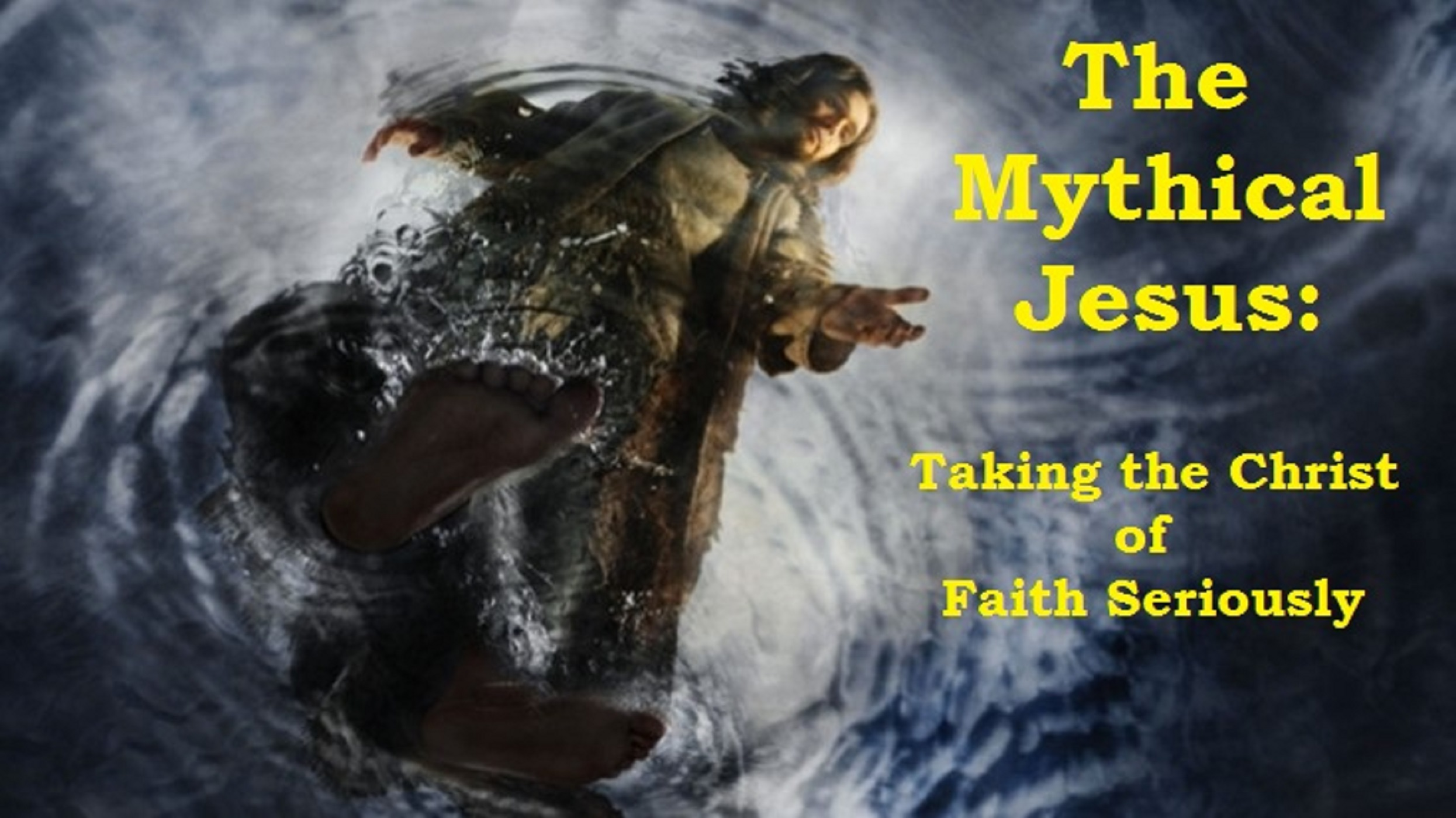The Mythical Jesus Podcast